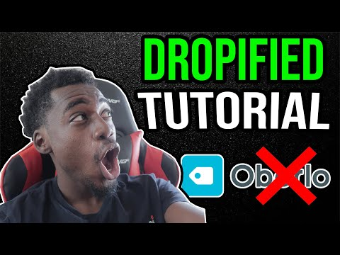 Dropified Tutorial 2019 - The App That Automates Your Dropshipping Shopify Store thumbnail