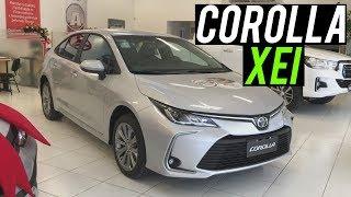 Avaliação | Novo Toyota Corolla XEI 2.0 2020 | Curiosidade Automotiva®