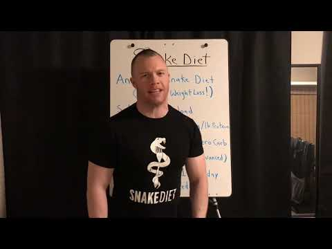 THE ANABOLIC SNAKE DIET