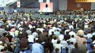 The Beauty of the Teachings of the Holy Quran (Urdu Speech at Jalsa Salana UK 2011)
