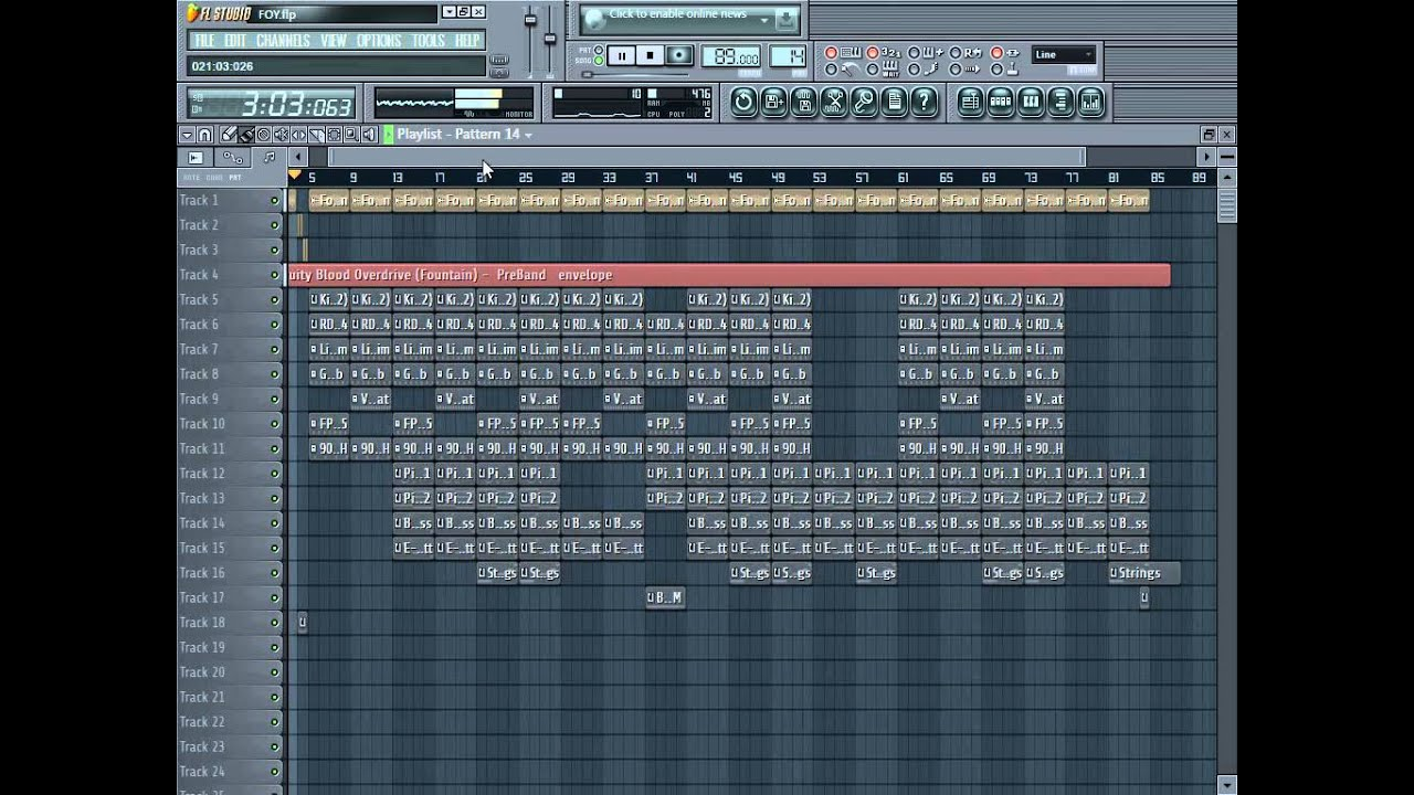 Fl Studio 11 Remake Of Mmg Fountain Of Youth Flp Mp3 Youtube