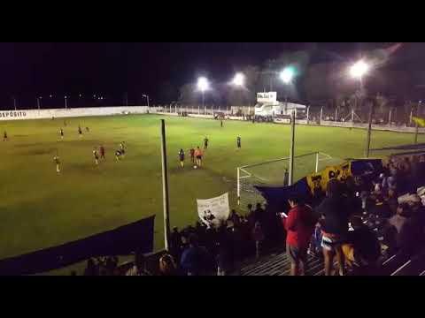 25 de Mayo - Cuartos de final Arg C 2018. Juv. Unida - Plaza España. (2do gol de Plaza)