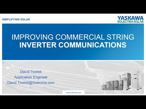 String - PVI 14TL & PVI 20TL - Grid-Connected Inverters