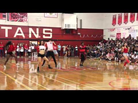 Skyline High School Pep Rally!