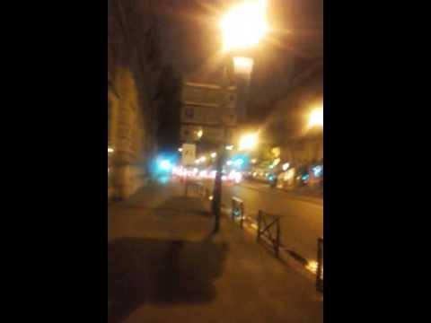 Rue Rivoli ,Paris 4eme.