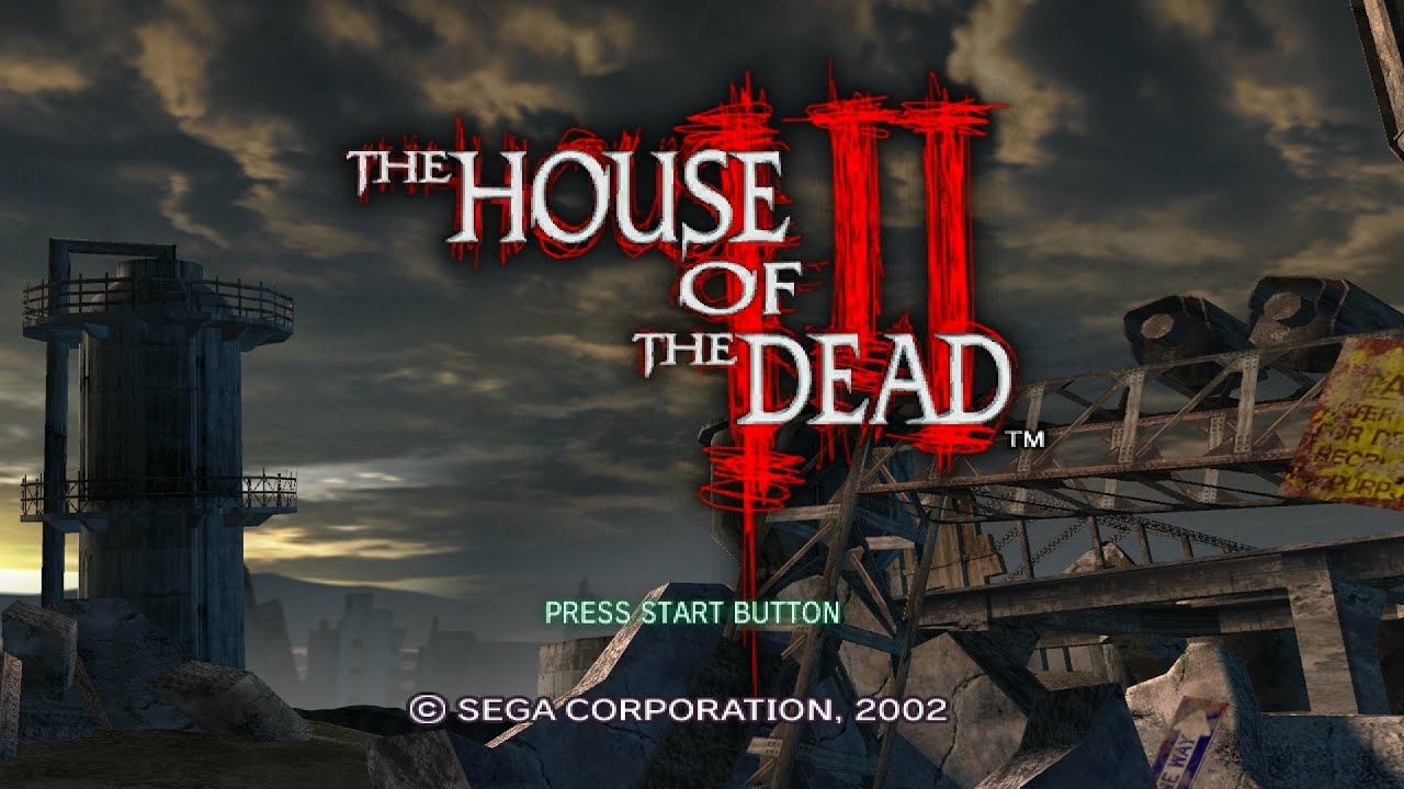 The House Of The Dead 3 Walkthrough Pc Youtube