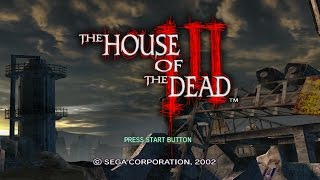 The House Of The Dead 3 - Walkthrough (PC)