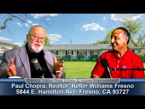 Paul Chopra, Realtor with Keller Williams Fresno on Central Valley Real Estate & Home Improvement