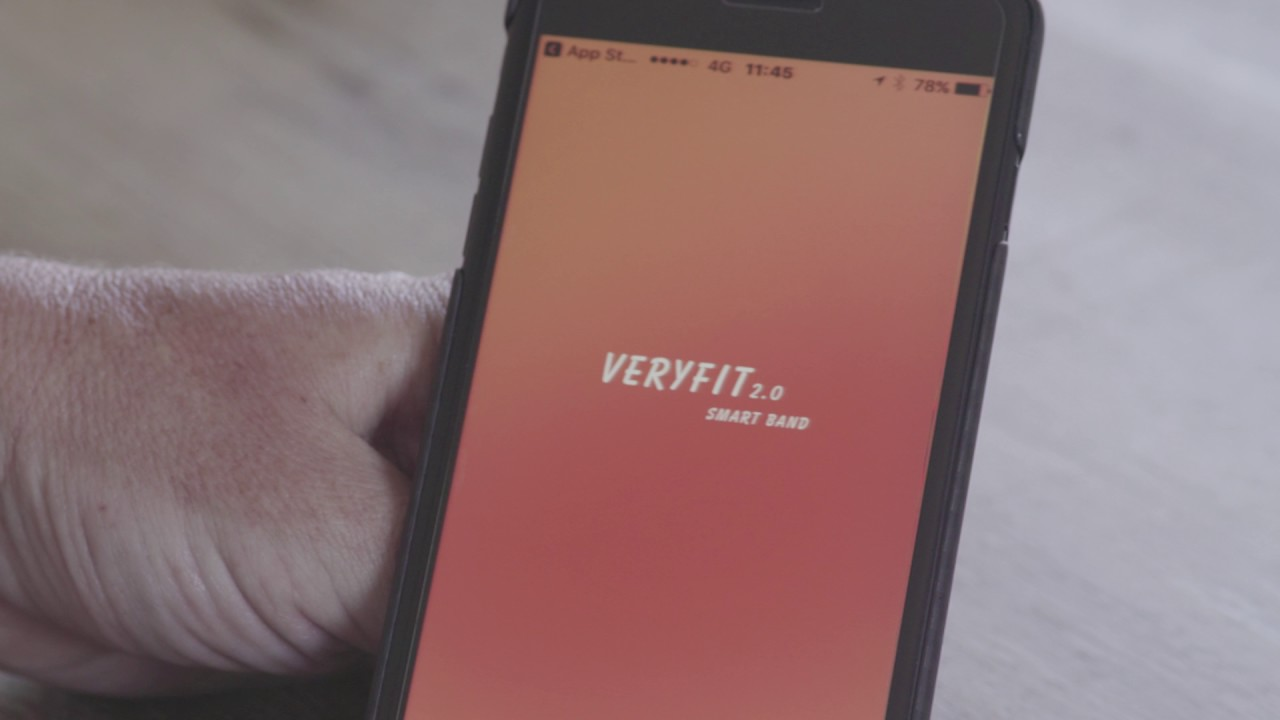 How to download the Veryfit app for IOS