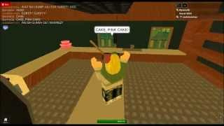 Randomness on ROBLOX Episode 1
