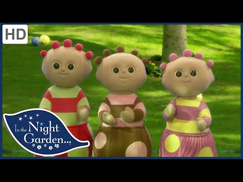 In the Night Garden 407 - Makka Pakka's Piles of Three | Cartoons for Kids