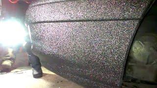 Покраска в U-Pol Raptor Toyota Caldina ч.1