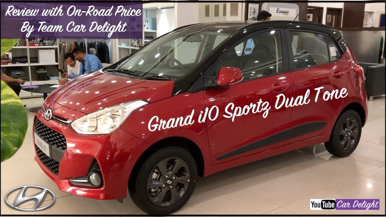 I Sportz Car On Road Price