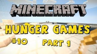 Minecraft: Hunger Games - My First Victory? #10 Part 1