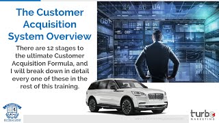 Sell More Cars Using my Automotive Customer Acquisition Formula