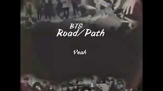 Video BTS - Road/Path (길) [Indo Lirik] download MP3, 3GP, MP4, WEBM, AVI, FLV Juli 2018