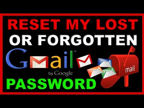 How To Find My Lost Or Forgotten Gmail Word