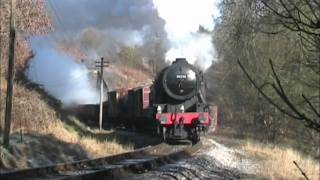 90733 on the Keighley & Worth Valley Railway Thumbnail