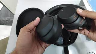 REFURBISHED SONY WH 1000XM3 UNBOXING in Hindi , Purchased only for 12750 Rupees or less than 200$