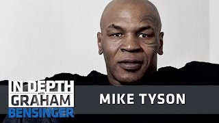 Mike Tyson: The real story behind my tattoo