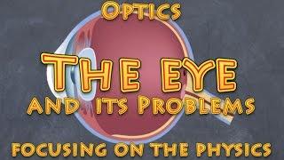 Optics - The physics of the eye (Accommodation)