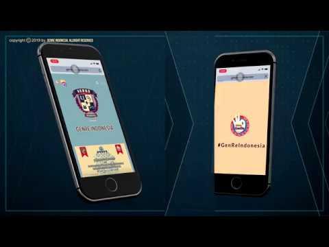 Launching Official Website GenRe Indonesia dan Dokter Gen Z  (mobile version)