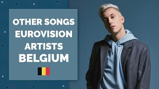 Other songs by Eurovision Artists   BELGIUM   My Top 10