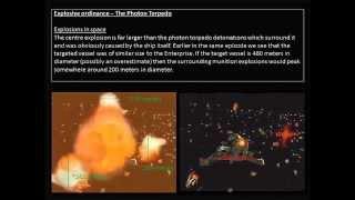 Photon Torpedo Vs. Proton Torpedo