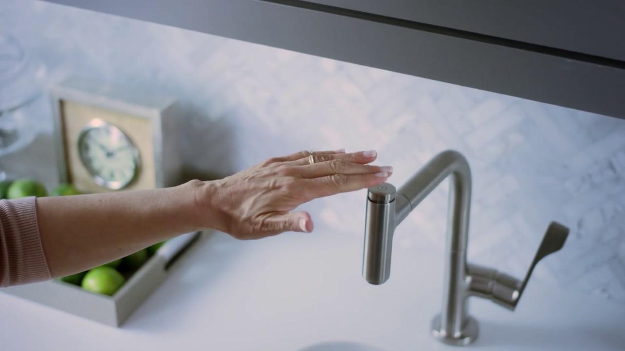 axor citterio select kitchen faucet