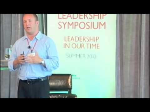 Tom Degnan - Band of Brothers - Leadership Symposium