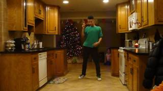 A FREESTYLE DANCE TO RHIANNA