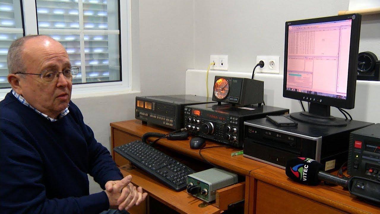 Radioamadores querem mais jovens interessados nesta prática - Terceira Dimensão 1150