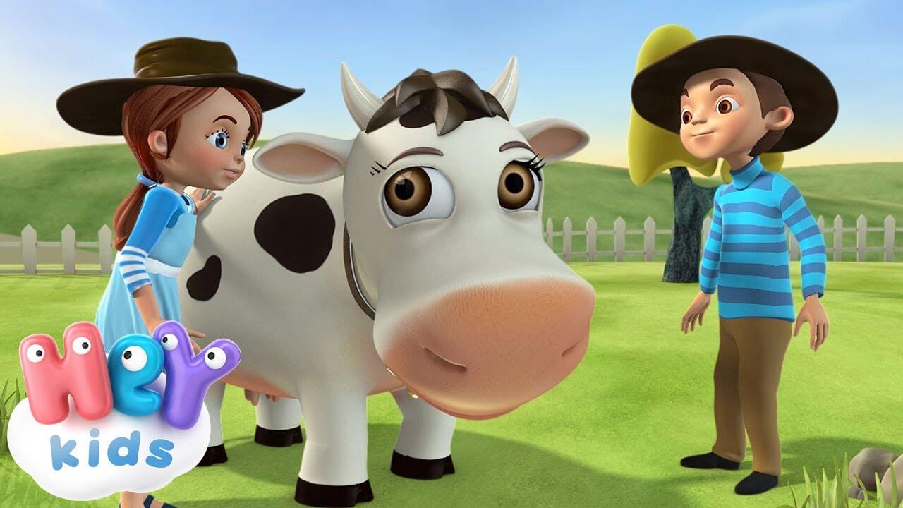 Una mucca speciale canzoni per bambini youtube