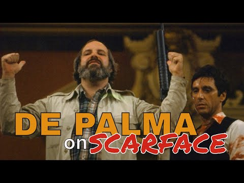 Brian De Palma on SCARFACE