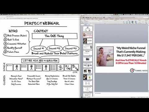 Perfect webinar formula (presentation-short version) how to structure a webinar introduction script