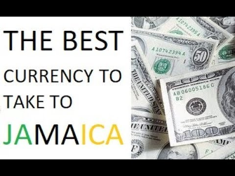 THIS Is The BEST Currency To Take To JAMAICA