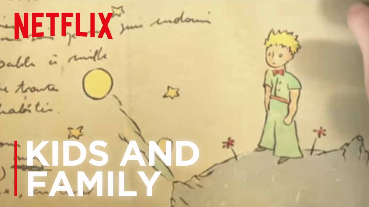The Little Prince Clip Draw Me A Sheep Hd Netflix Youtube