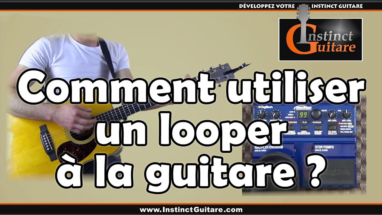 comment utiliser un looper la guitare chords chordify. Black Bedroom Furniture Sets. Home Design Ideas