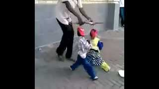 Very Amazing Puppet Dancing in South Africa ! To Gangnam Style