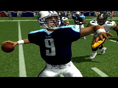 Steve McNair Through the years Madden 97 - Madden 08