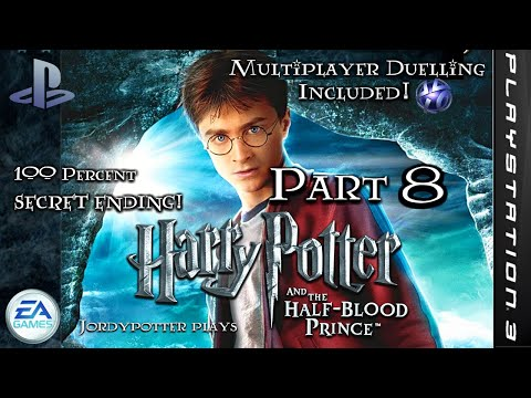 harry-potter-and-the-half-blood-prince-(ps3,-x360,-pc)-100%-full-walkthrough-part-8-no-commentary