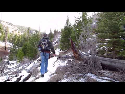 RMSO Follow up of Les Strouds Bigfoot Expedition Sasquatch Canyon