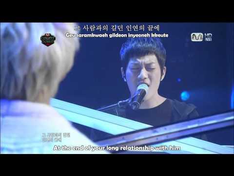 Doojoon & Dongwoon (BEAST Unit) - When the Door Closes (Hangul + Romanization + English)
