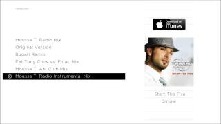 TARKAN - Start The Fire Mousse T. Radio Instrumental Mix (Official Audio)