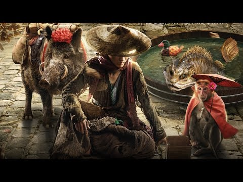 JOURNEY TO THE WEST: THE DEMONS STRIKE BACK - Official Full online (HD)