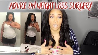 Weight Loss Surgery - Advice on What to Expect from Weight Loss Surgery