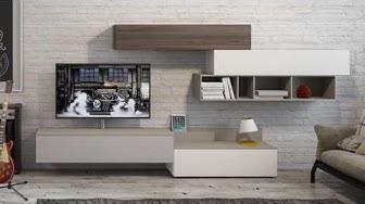 Pfister: Spectral - elegante Wohnmöbel mit integrierter Technik