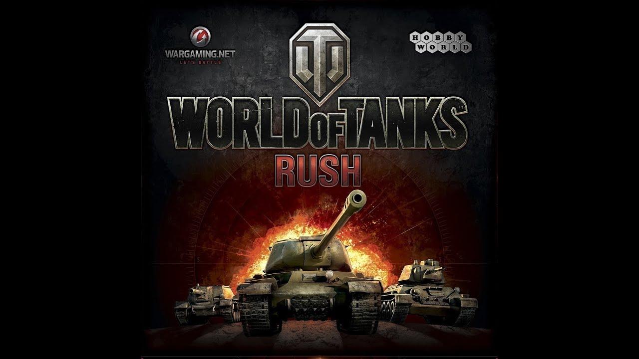 Rebel World Of Tanks Rush Gra Planszowa Ceny I Opinie Ceneo Pl