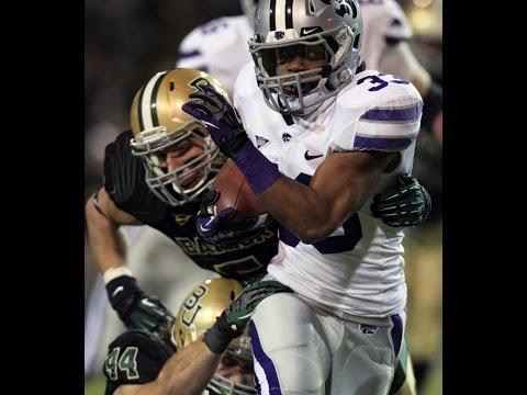 Lackey stops Thompson & Klein, Baylor v K State 2012