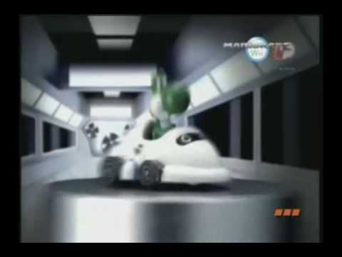 Kfc Mexico S Mario Kart Wii Toys Commercial Youtube